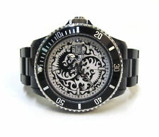 Toy Watch Black Tattoo Watch Collection - Dragon