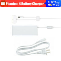 Original DJI Phantom 4 battery charger 100W Power Adaptor AC Cable for Phantom 4