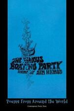 The Famous Boating Party : Poems from Around the World by Sam Hamod (2013,...