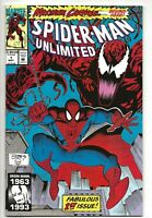 Spider-man Unlimited #1 (2 Copies) VF/NM Maximum Carnage Marvel 1993