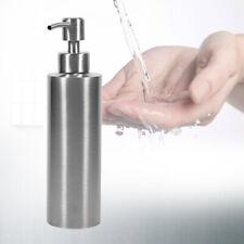 Kitchen Sink Liquid Soap Dispenser Lotion Pump Countertop Stainless Steel