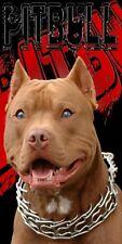 "Pitbull Towel Dog Beach Pool Souvenir 30""x60"""