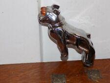 Vintage Mack Truck Bulldog Light Up Eyes Hood Ornament