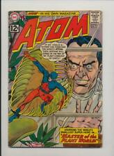Atom #1 (1962) Very Good Minus VG- (3.5) DC Comics