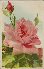TUCK : FLORAL - Roses -KLEIN  -6734