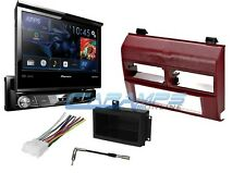"Pioneer 7"" Car Truck Dvd/Cd Player Stereo Receiver W/ Dash Kit & Wire Harness"