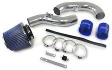 TENZO-R AIR INTAKE KIT SPORT AIR FILTER BLUE for Subaru WRX 2.0 STI 02-06