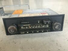 Blaupunkt Stockholm 21 classic car radio with cassette player