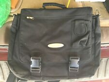 Valiant Shoulder & Back Pad Black Bag 17 in x 14 in