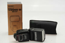 Yongnuo YN560 III Flash Speedlite                                           #802