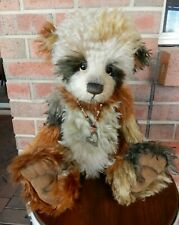 Charlie Bears Isabelle Masterpiece 2015 - Isabelle Collection 48cm mohair teddy