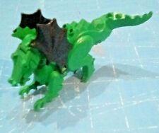 Harry Potter LEGO x 5 Dark Green Dragon Baby Norbert NEW 4738 7947