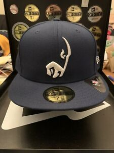 """Los Angeles Rams New Era 59FIFTY """"NFL Logo Element Collection"""" Fitted Hat 7-5/8"""