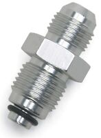 Russell 648070 AN Adapter Fitting -6 AN Male to M14 x 1.5 Male O-Ring Straight