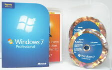 Microsoft Windows 7 Professional - Upgrade/Update von XP oder Vista- 32+64 Bit -