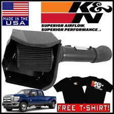 K&N Blackhawk Cold Air Intake System fits 2011-2016 Ford F-250 F-350 6.7L Diesel