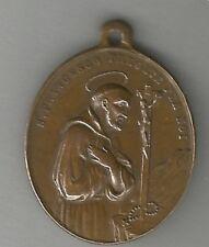 Religious Christianity Cooper Medal San Francisco De Asis