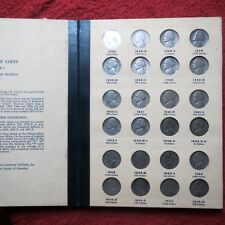 >PRICED-TO-SELL>> COMPLETE JEFFERSON NICKELS COLLECTIONs.. in Library of Coins..