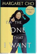 AUTOGRAPHED HAND SIGNED I'm the One That I Want Margaret Cho 1st/1st COA FREE SH
