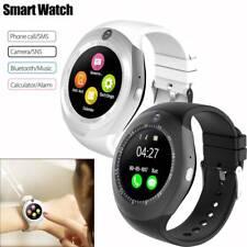 Bluetooth Smart Wrist Watch Phone Mate SIM GSM Sport Watch For Android Men Women