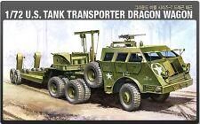 Academy 1/72 C13409 U.S. Tank Transpoter Dragon Wagon Plastic Model Kit 13409