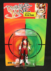 1998 Painkiller Jane Limited Edition Action Figure -MOC