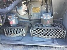 MCI Bus Electric A/C Condenser Motor Reliance 6 Month Warranty - D Model Coach