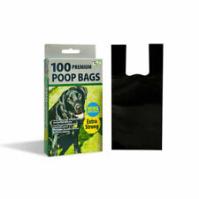 Tidyz B0355 Doggy Poop Bags - Pack of 100