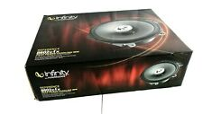 """Infinity Reference 8622cfx 6x8"""" / 5x7"""" Two-Way 180w Car Speakers New in Box!"""