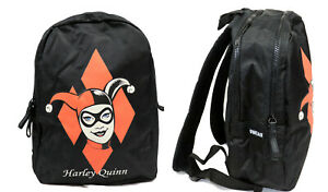 Harley Quinn Backpack Deal Bargain Suicide Squad Rocksteady