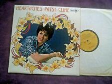 PATSY CLINE-HEARTACHES LP