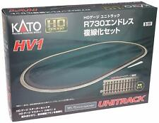 Kato 3-111 HV-1 R730 Track Set for Double Tracking (HO scale)