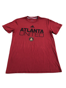 Adidas MLS Atlanta United FC T-shirt Red/Black DZ5853