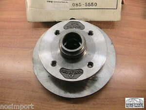 Mazda GLC Hatchback Front Brake Disc with Rear Wheel Drive 1977-1980