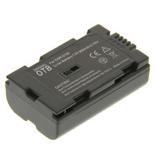 BATTERIA tipo cgr-d120 per Panasonic nv-gs1 gs10 gs11 gs15