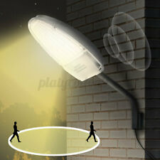 24W LED Road Street Floodlight Outdoor Garden Security Lighting Radar Sensor