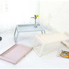 Folding Lap Desk Portable Laptop Bed/sofa Table Pad Cup Reading Tray Stand Home