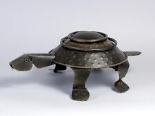 Very Cool New Cast Iron Rust Finish Metal Turtle Lawn Sprinkler Works Perfect