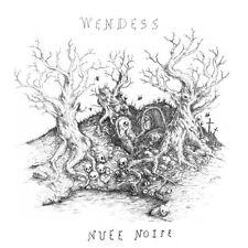 Wendess - Nuee Noire CD 2013 digi atmospheric black metal Canada