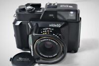 """""""NEAR MINT"""" Fuji Fujica GS645 S Professional Wide60 6x4.5 Film Camera /60mm F4"""