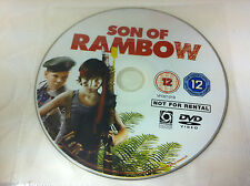 Son Of Rambow DVD R2 PAL - DISC ONLY in Plastic Sleeve