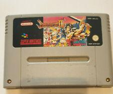 SUPER Nintendo: strips of Fire 2-SNES-Modulo