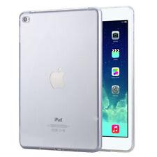 For Apple Ipad Mini 4 Case Bumper Clear Transparent Tpu Case Cover Case