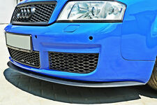 Audi RS6 C5 4B Front Bumper Lower Lip spoiler Cup Chin Valance Splitter RS 6