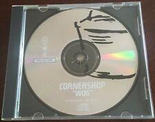 Cornershop: Wog - 5 Track Promo CD Single (1995 Luaka Bop)