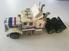 Lego Vintage 1986 Model Team Set #5580 Highway Rig
