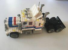 Lego Vintage 1986 Model Team Set #5580 Highway Rig