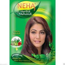 Neha Henna Mehndi Powder, 13 Herbs Blend, Herbal Hair Dye Color, 140 gm / Pack