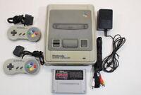 Nintendo Super Famicom Console F-Zero SFC Import Import US Seller K1460