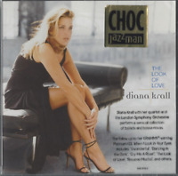 CD DIANA KRALL THE LOOK OF LOVE   2907